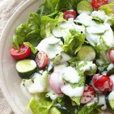 酸奶蔬菜沙拉